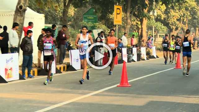 Indian Race Walking Team For CWG 2018 Announced