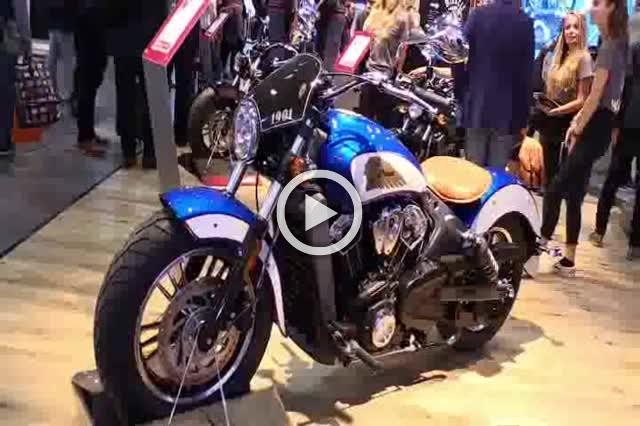 Indian Scout Sixty Walkaround
