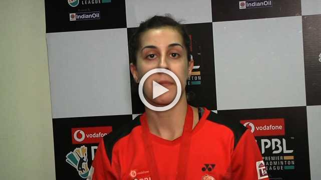 It's Always Amazing To Play In India Says Carolina Marin