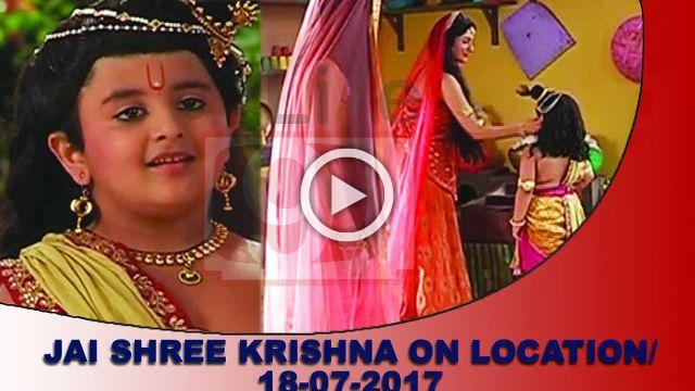 Cute Nirnay Samadhiya Aka Krishna Talks About His Roleparamavatar