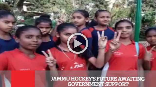 Jammu Hockey's Future Awaiting Government Support