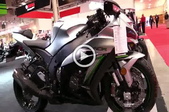Kawasaki Ninja ZX 10R ABS Walkaround Part II