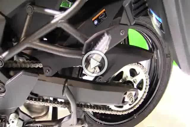 Kawasaki Walkaround Part II