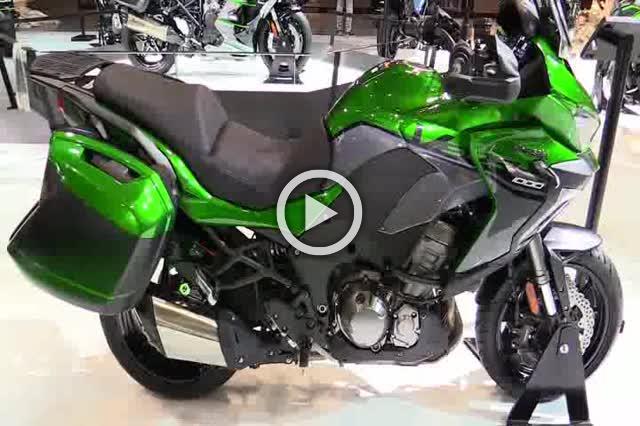 Kawasaki Walkaround Part I