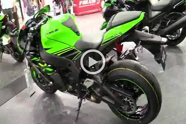Kawasaki ZX10R ABS KRT Walkaround Part II