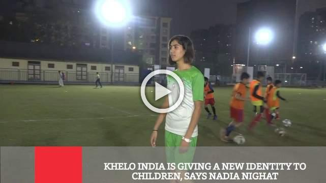 Khelo India Is Giving A New Identity To Children, Says Nadia Nighat