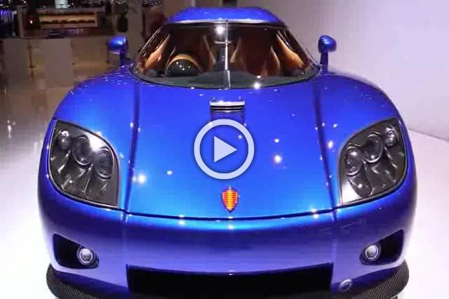 Koenigsegg CCX Exterior and Interior Walkaround Part I