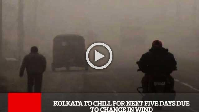 Kolkata To Chill For Next Five Days Due To Change In Wind