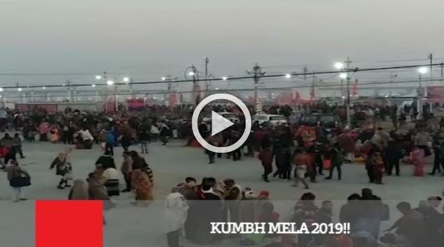 Kumbh Mela 2019!!