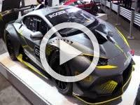 Lamborghini Race Car Exterior Walkaround Part II