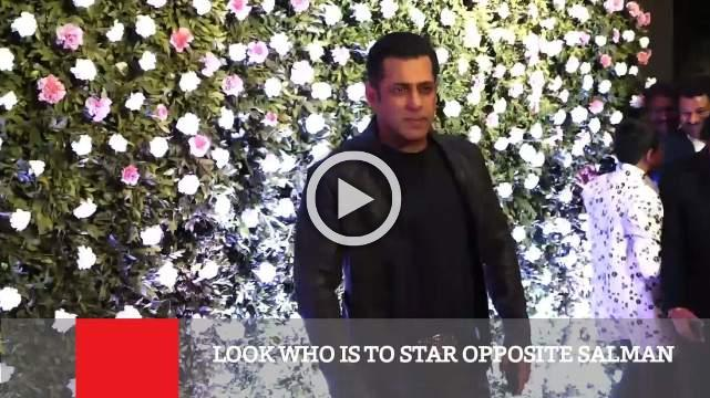 Look Who Is To Star Opposite Salman