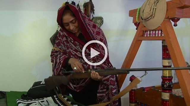 Pakistan's 'Iron Lady' inspires UK Oscar bid