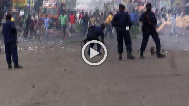 Six dead in DR Congo protest crackdown: UN