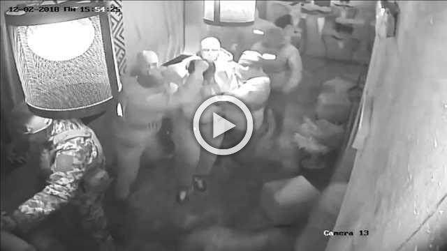 Saakashvili arrested by masked men in Kiev restaurant
