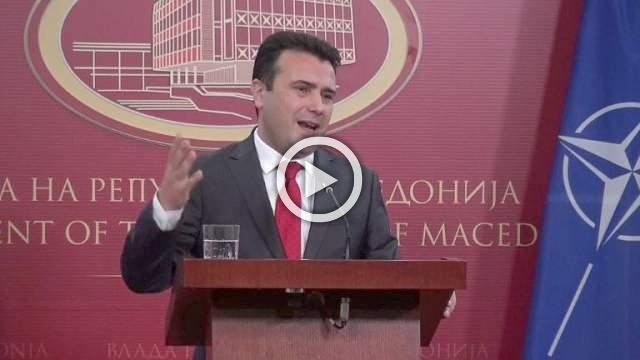 Macedonia PM urges Greek MPs to ratify name deal
