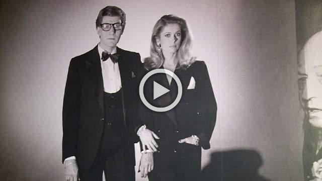French actress Deneuve to auction personal YSL collection