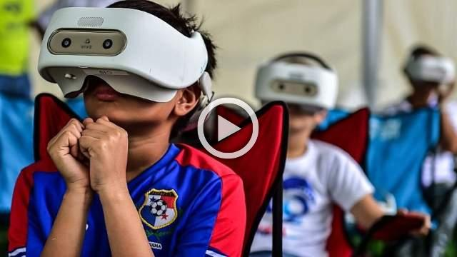 Panama: Using VR to spread the gospel