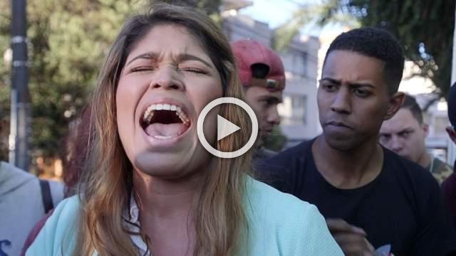 Venezuelans across South America protest against Maduro