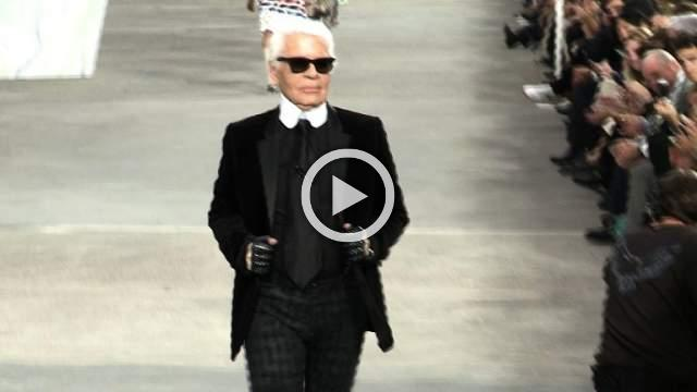 London Fashion Week: reactions to Karl Lagerfeld's death