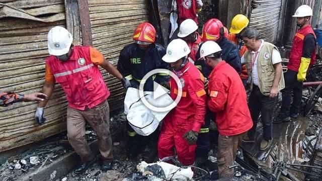 Fire kills dozens in Bangladeshi capital