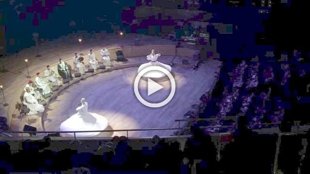 Paris Philharmonic hosts Damascus turning dervishes