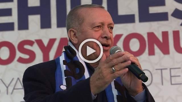 Turkey's Erdogan croons on campaign trail