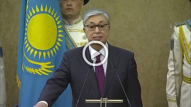 Kazakhs hope for the best after Nazarbayev resignation