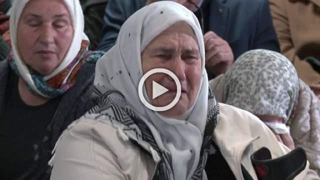 Srebrenica survivors applaud Karadzic life sentence