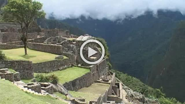 Machu Picchu is one of the most popular iconic sites in the world Part I