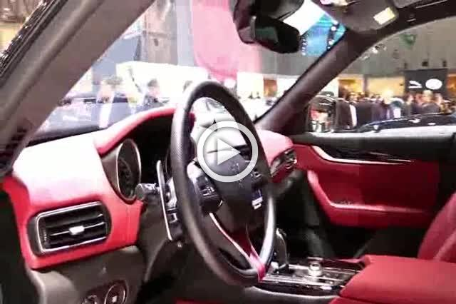 Maserati Levante Startech Exterior and Interior Walkaround Part II