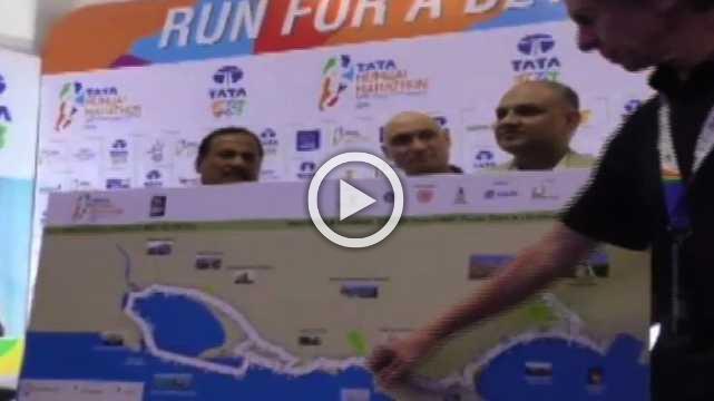 Maximum City All Set For 15th Edition Of Tata Mumbai Marathon
