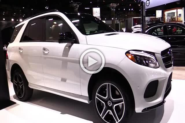 Mercedes GLE550e Plug In Hybrid 4Matic Exterior and Interior Walkaround Part I