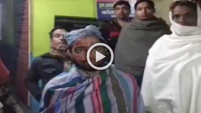 Muslim Cleric, Relatives Beaten Up In Train In UP, According To FIR
