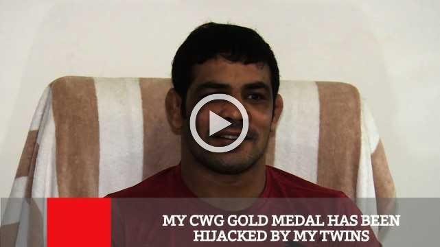 My CWG Gold Medal Has Been Hijacked By My Twins