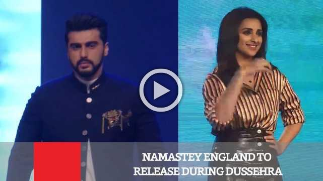 Namastey England To Release During Dussehra