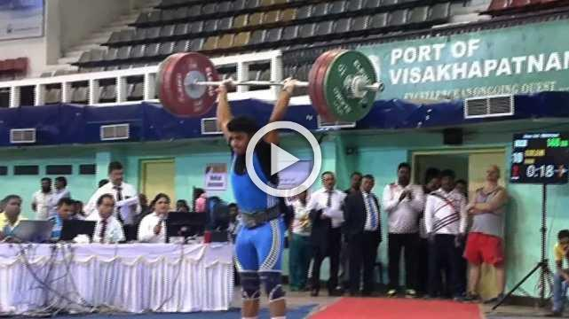 National Weightlifting Championship- Odisha Weightlifters Steal Show