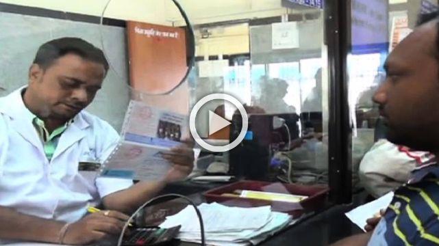 Navsari Administration Conducts Unique Voting Awareness Drive