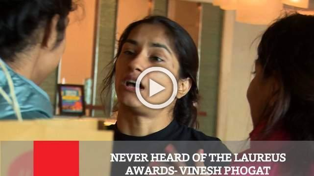 Never Heard Of The Laureus Awards  Vinesh Phogat