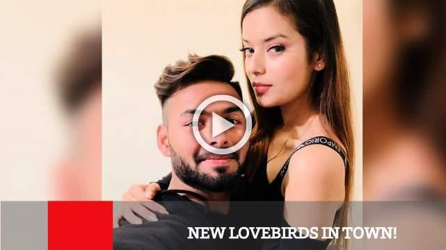 New Lovebirds In Town