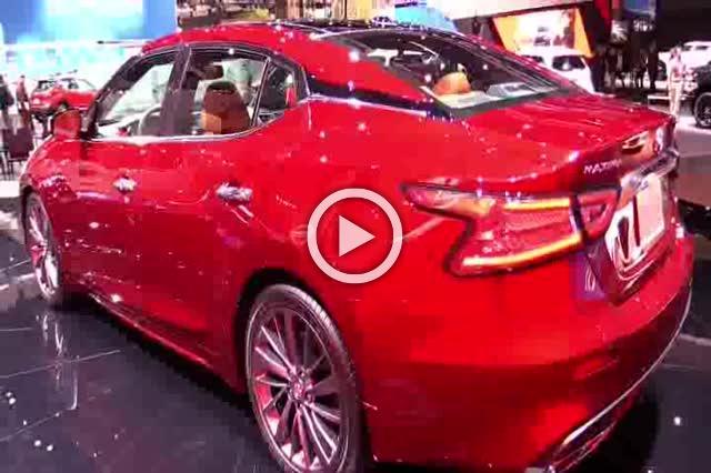 Nissan Maxima Platinum Exterior and Interior Walkaround Part I