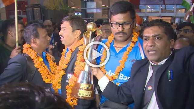 Not Tweets, But Want Recognition – Blind Cricket Captain Ajay Reddy