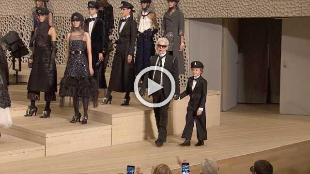 Chanel: Métiers d'Art show in Hamburg