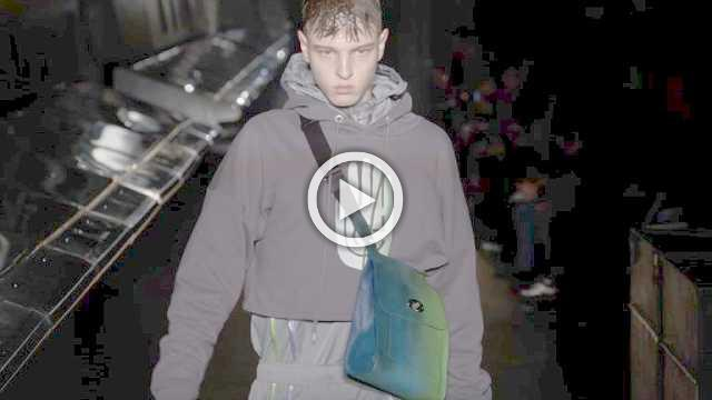Cottweiler : Menswear show Autumn/Winter 2018/19