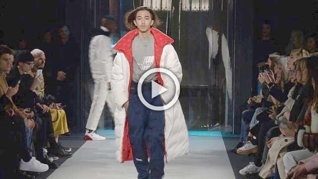 Avoc : Men's show Autumn/Winter 2018/19 (with interview)