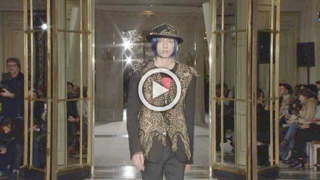 Rynshu: Men's show Autumn/Winter 2018/19 (with interview)