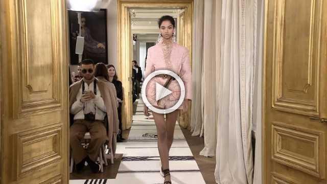 Schiaparelli: Haute Couture show Spring/Summer 2018