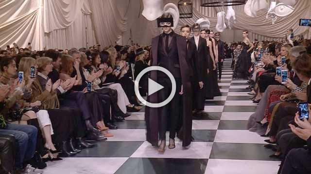 Christian Dior: Haute Couture show Spring/Summer 2018