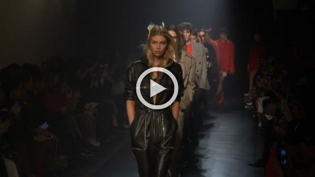 Zadig & Voltaire - Men's and Women's Collection Autumn/Winter 2018/19 in New York