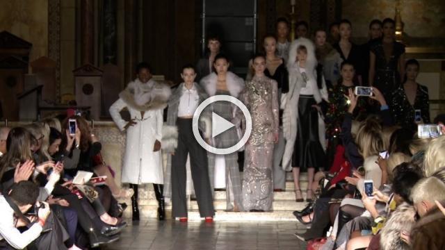 Dennis Basso - Women's Collection Autumn/Winter 2018/19 in New York