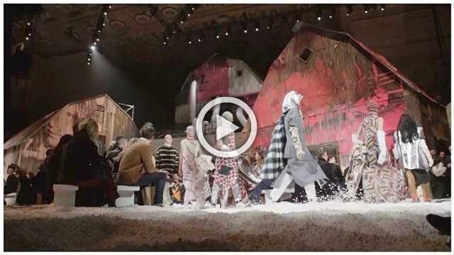 Calvin Klein - Women's Collection Autumn/Winter 2018/19 in New York